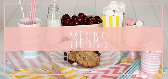 Mesas para dulces- Decoracion de mesas de cumpleaños online