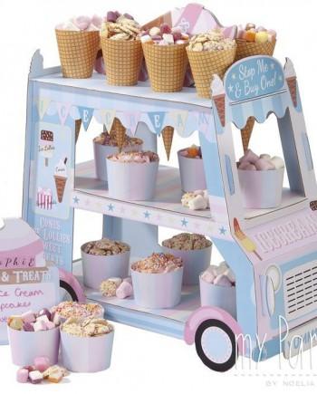 Kit puesto de helados