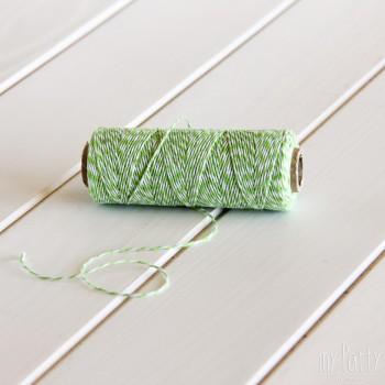 Rollo baker's twine verde