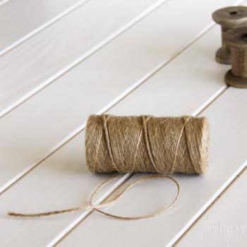 Rollo cuerda natural