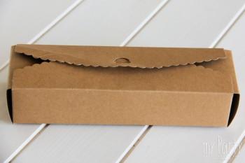 Caja de galletas de Kraft