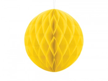 nido de abeja amarillo