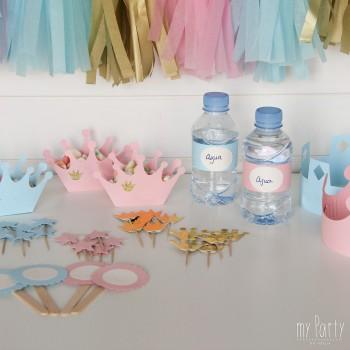 kit fiesta princesa y principe