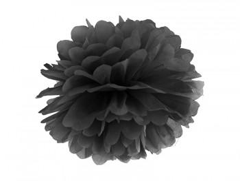 pompom negro
