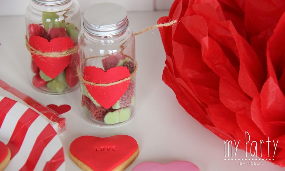 Promoción San Valentín. My Party By Noelia