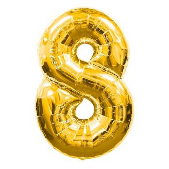 globo-de-foil-dorado-numero-8