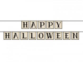 guirnalda Happy Halloween