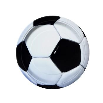 Plato futbol