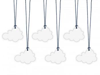 etiquetas nubes