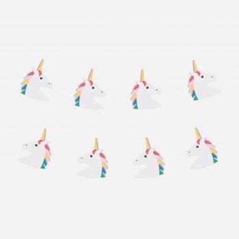 Guirnalda de unicornio
