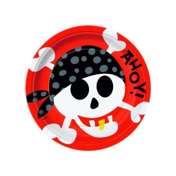 plato pirata