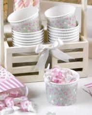 recipientes de papel