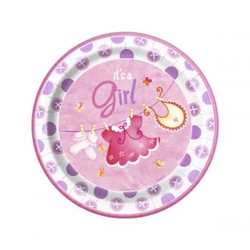 plato-baby-shower-niña